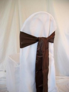 Brown/Chocolate Sash