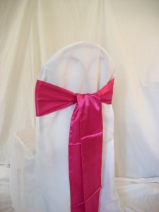 Fuschia Sash