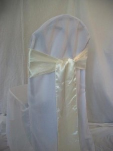 Sashes – $1 Chair Cover Rentals of Chicago