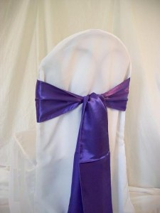 Purple Sash