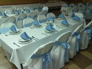 One Dollar Chair Cover Rentals of Chicago