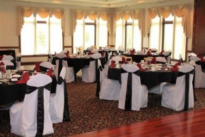 Orland Park Chair cover rental